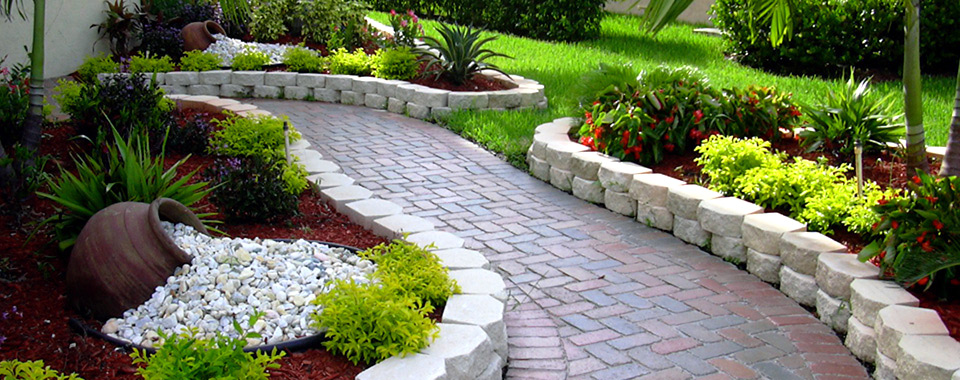Landscaping Designs garden design: garden design with patio landscaping ideas for